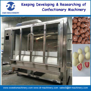 Belt Chocolate Coating Machine pictures & photos