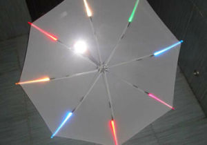 OEM New Design LED Children′s Umbrella pictures & photos