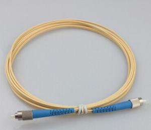 Duplex Sm mm Optical Fiber Patch Cord
