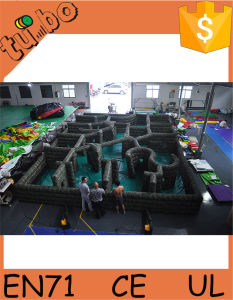 Inflatable Maze Sport Games for Inflatable Fannuy Game Amusement Park