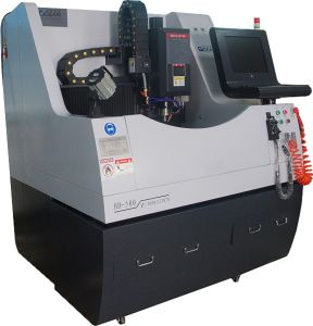 Metal Engraver CNC Machine for Metal Mold Processing (RTM500SMTD)