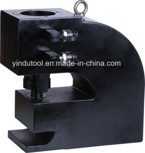 100t Heavy Duty Hydraulic Punch Machine (CH-100A) pictures & photos