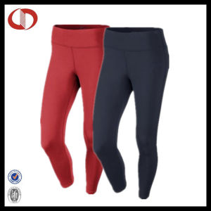 High Quality Breathable Women Running Pants Leggings pictures & photos