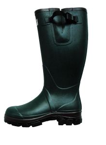 High Quality Adult Neoprene Liner Hunting Rubber Boots with 2colors Outsole pictures & photos