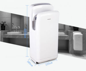 Aike Brand AK2006H Automatic Airblade Hand Dryers pictures & photos
