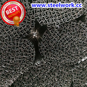 ERW Welded Special Section Steel Pipe (T-07)