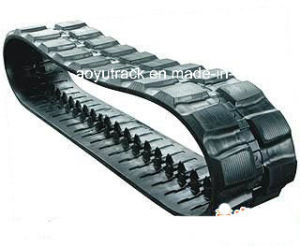 Rubber Track Size 300 X 55.5 X 76 for Excavator pictures & photos