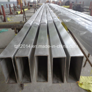 Stainless Steel Seamless Square Tubes pictures & photos