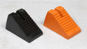 Car Wheel Chock, Car Buffer, Rubber Block, Rubber Car Wedge pictures & photos