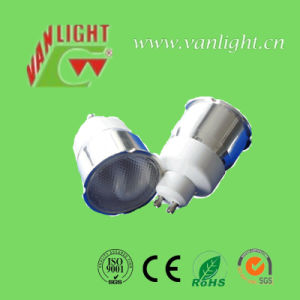 Reflector CFL Replaceable GU10 Energy Saving Lamp (VLC-GU10-S2) pictures & photos