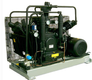 Pressurized Boosters Oill Free Portable High Pressure Compressor (K35VZ-4.00/10/40) pictures & photos