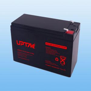 12V7.5ah Lead Acid Rechargeable UPS Battery