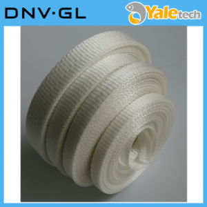 Dnv. Gl Certified Woven Polyester Cord Strapping pictures & photos