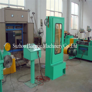 Hxe-17mds Aluminum Wire Drawing Machine/Aluminum Making Machine pictures & photos