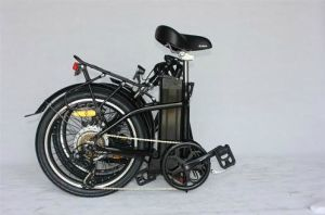 En15194 Approved Aluminum Alloy Frame Foldable E-Bicycle (JSL039XDL) pictures & photos