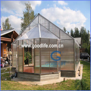 Grade a Twin Wall Polycarbonate Sheet for Greenhouse pictures & photos