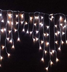 LED Party and Holiday Decoration Icicle Lights pictures & photos