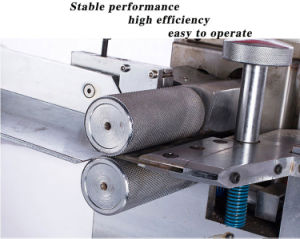 China Manufacturer-Holo Cheap Ply Separator for PVC Belt Splicing Procedure pictures & photos