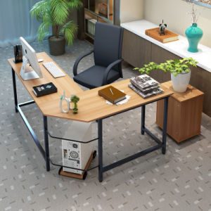 2016 Hot Sale Popular Home/Office Furniture Wooden Computer Desk (FS-CD041) pictures & photos
