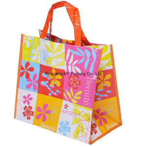 OEM Manufacturer PP Tote Bag for Advertising pictures & photos