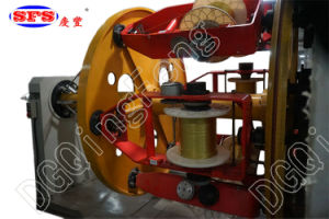 Automatic Cage Type Wire&Cable Twisting Machine Twisted Wire Machine Bunching Machine Coiling Machine pictures & photos