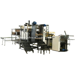Yx-6418 Most Competitive Intelligent Fully Automatic Rigid Box Making Machine pictures & photos
