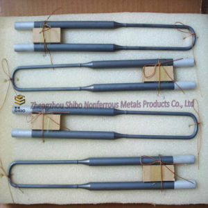 1800c Mosi2 Heater Element, U Shape Mosi2 Heater for Furnace pictures & photos