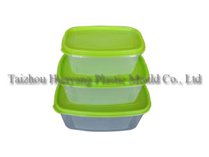 Plastic Food Storage Container Mould pictures & photos