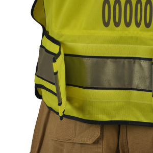 Traffic Police Wearing Reflective Vest pictures & photos