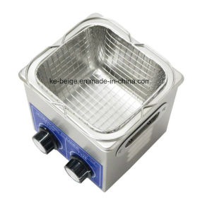 2L 80W Jewelry Ultrasonic Cleaner Ultrasound Cleaner Washer pictures & photos