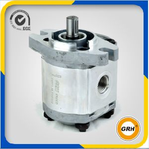 1.3cc/R Small Pump Tandem Rotary Hydraulic Gear Pump pictures & photos