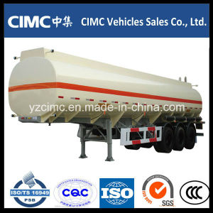 Cimc 3 Axles 45000 Liter Oil Tank pictures & photos