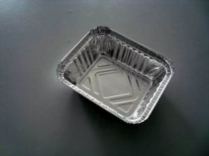 Disposable Aluminum Foil Container pictures & photos