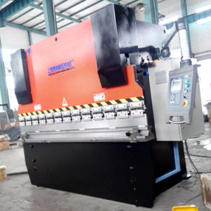 Customized Red and Black Color Press Brake Machine 250ton 4meter pictures & photos
