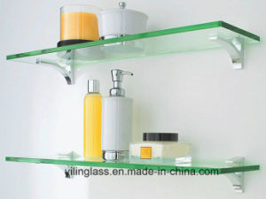 Tempered Bathroom Shower Glass pictures & photos