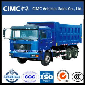 Shacman Delong 6X4 375HP Dump Truck pictures & photos