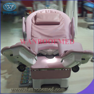 Luxury Electro-Hydraulic Hospital Delivery Table pictures & photos