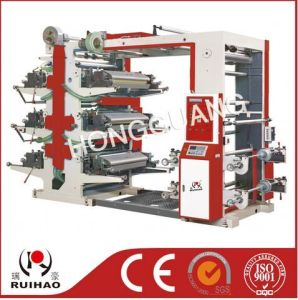 Series Six-Color Flexible Printing Machine (YT) pictures & photos