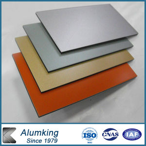 PE Fireproof Aluminum Composite Panel for Decoration pictures & photos