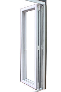 High Quality Thermal Break Aluminum Profile Folding Door K07010 pictures & photos