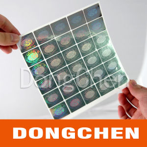 Hot Sale Anti-Counterfeiting Hologram Printings pictures & photos