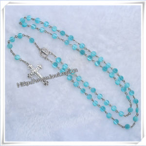 Rosary, Plastic Rosary, Beads Rosaries, Plastic Beads Rosaries (IO-cr343) pictures & photos