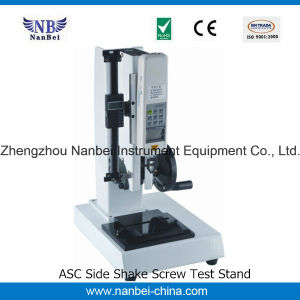 Nanbei Brand Ael Electric Single Column Vertical Test Stand pictures & photos