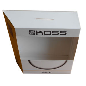 Branded Paper Packing Box for Electronic Box (HeadPhone) pictures & photos
