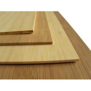 Natural and Carbonized Horizontal Solid Bamboo Panel pictures & photos