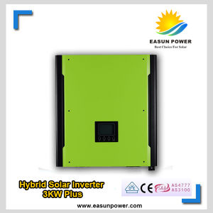1-Phase 3kw Plus Hybrid Solar Inverter with Grid Feeding Back