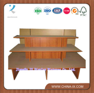 Wooden Display Shelf for Supermarket or Store pictures & photos