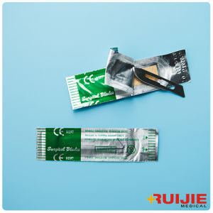 Sterile Surgical Blades with Stainless Steel pictures & photos