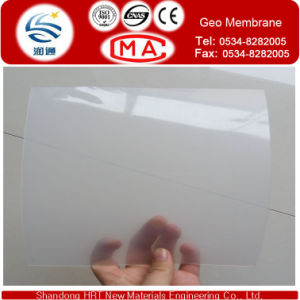 Transparent Waterproofing Geomembrane 100% Virgin HDPE for Landfill pictures & photos