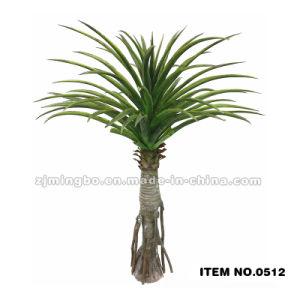 Plastic Indoor Artificial Plants Wholesale 0512